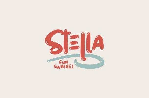 Stella Script Font
