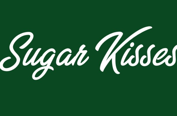 Sugar Kisses Font