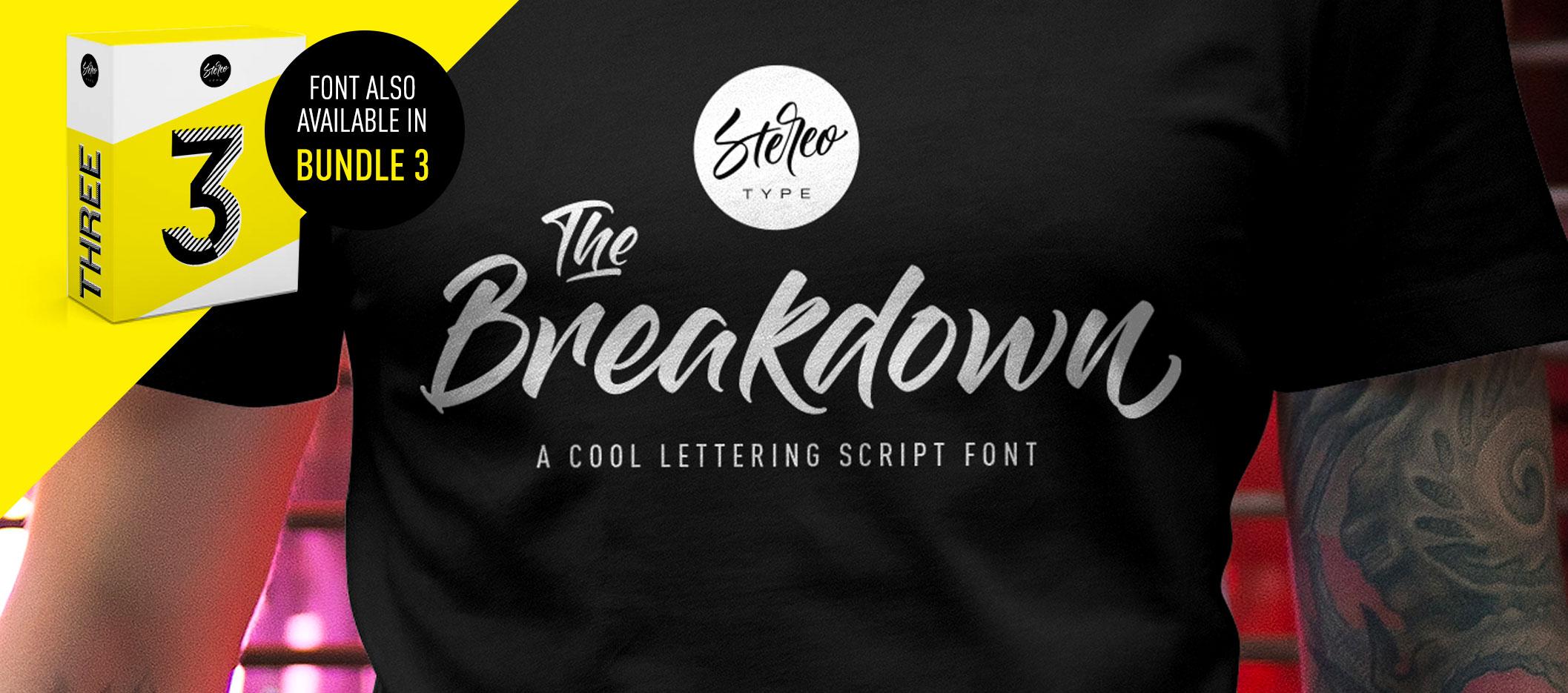the_breakdown_bundle