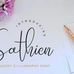 Sathien Luxurious Script Font