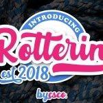 Rotterin Script Font