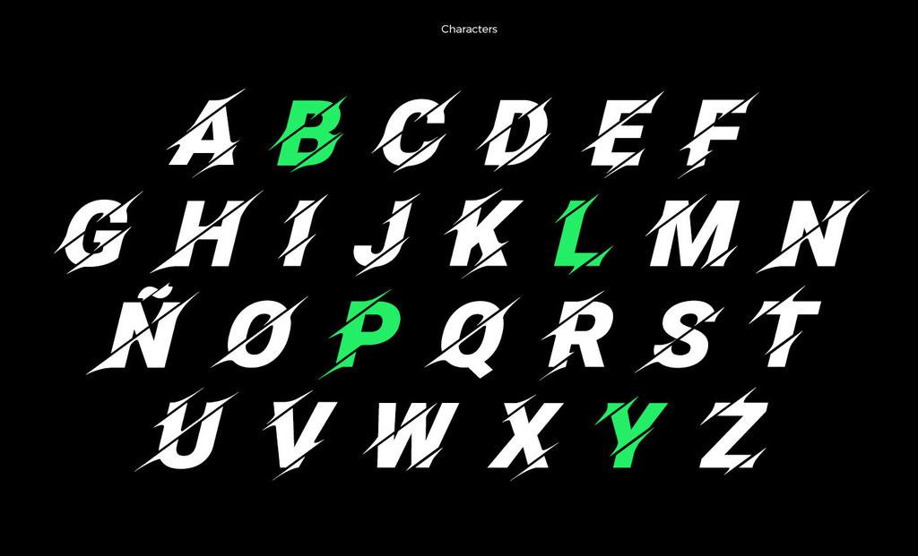 Facón Typeface-2