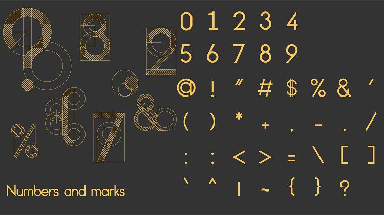 Nitaka Typeface-5