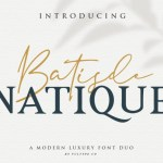 Batisde Font Duo