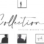 Collection Handwritten Font