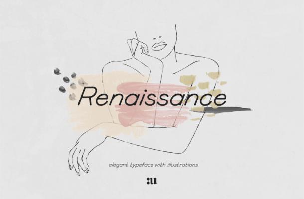 Renaissance Font