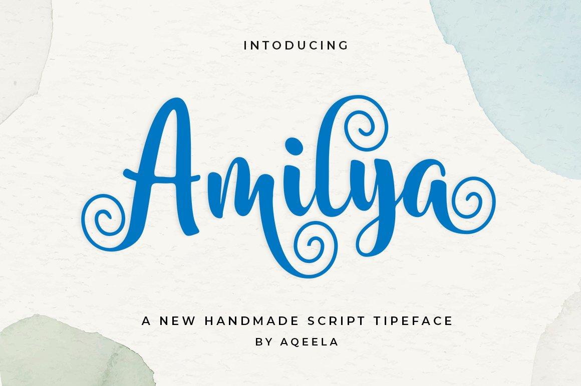 Amilya-Font