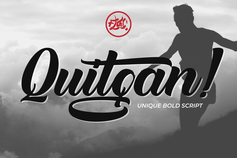 Quitgan-Bold-Font-1