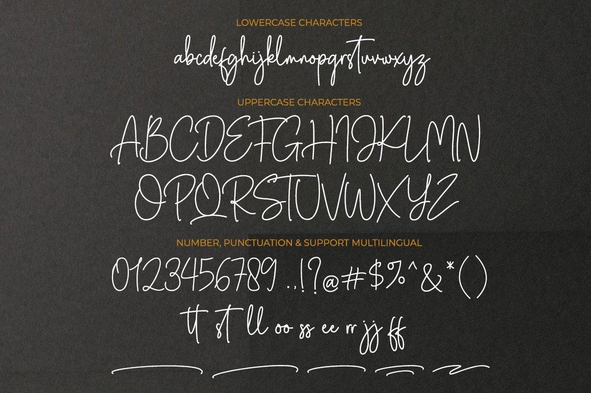 Buttervill Font 4