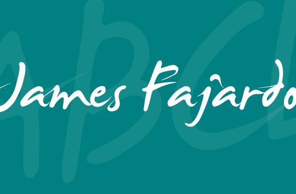 James Fajardo Font