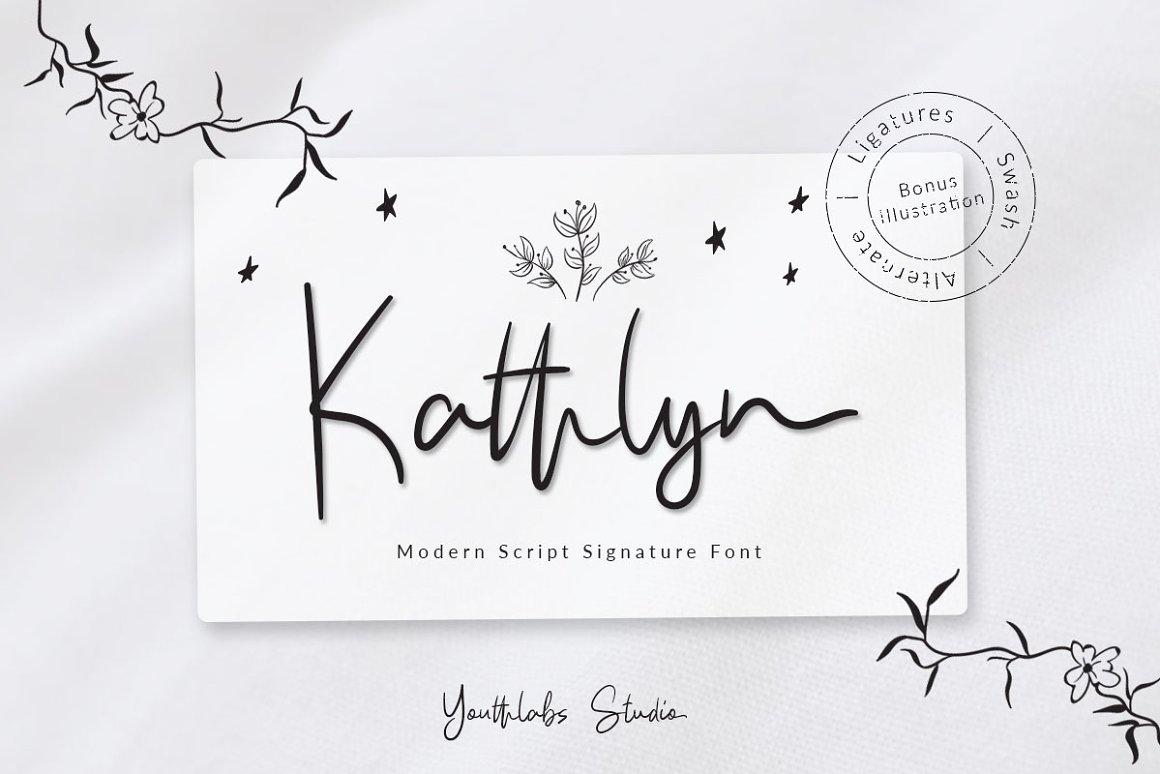 Kathlyn-Font