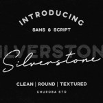 The Silverstone Font Collection