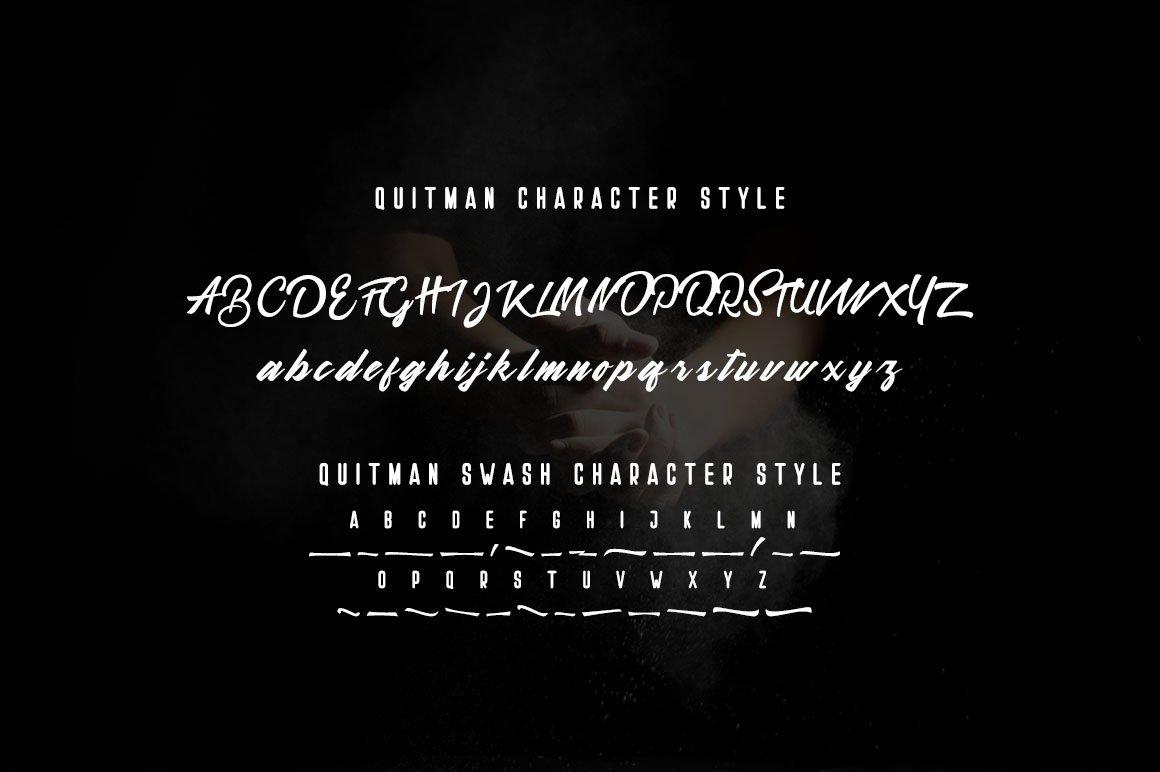 Quitman-Font-3