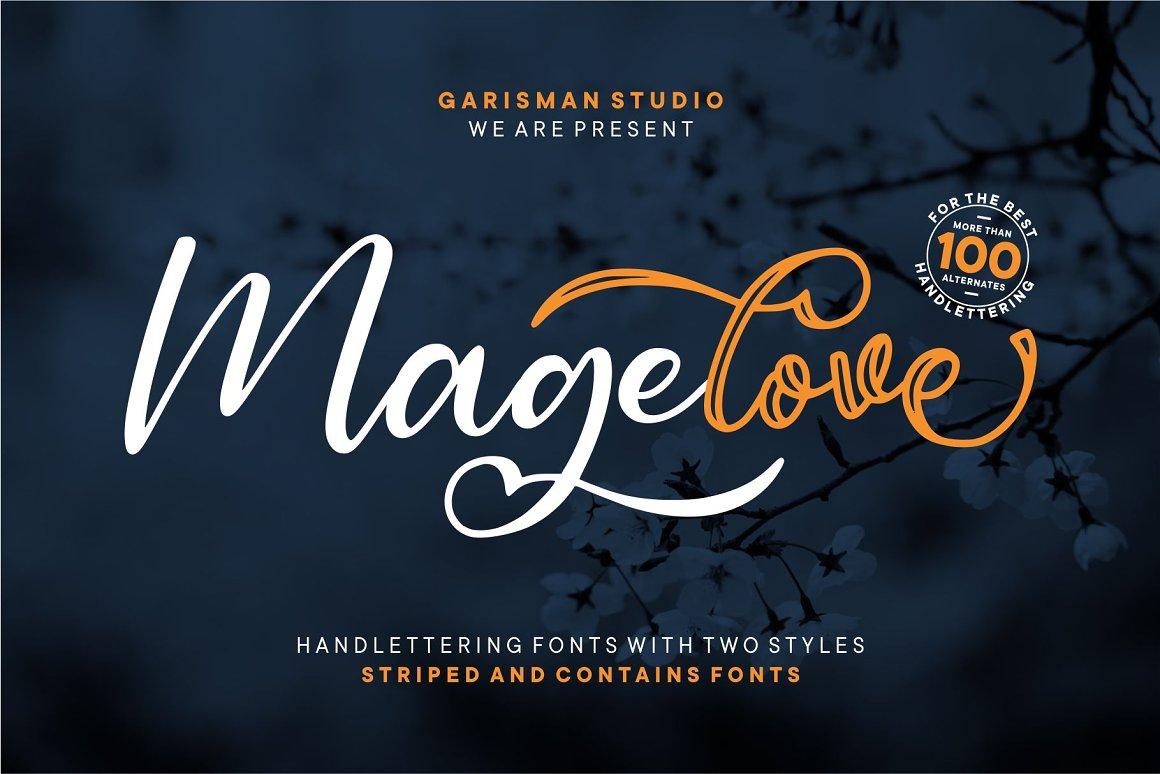 Magelove-Font