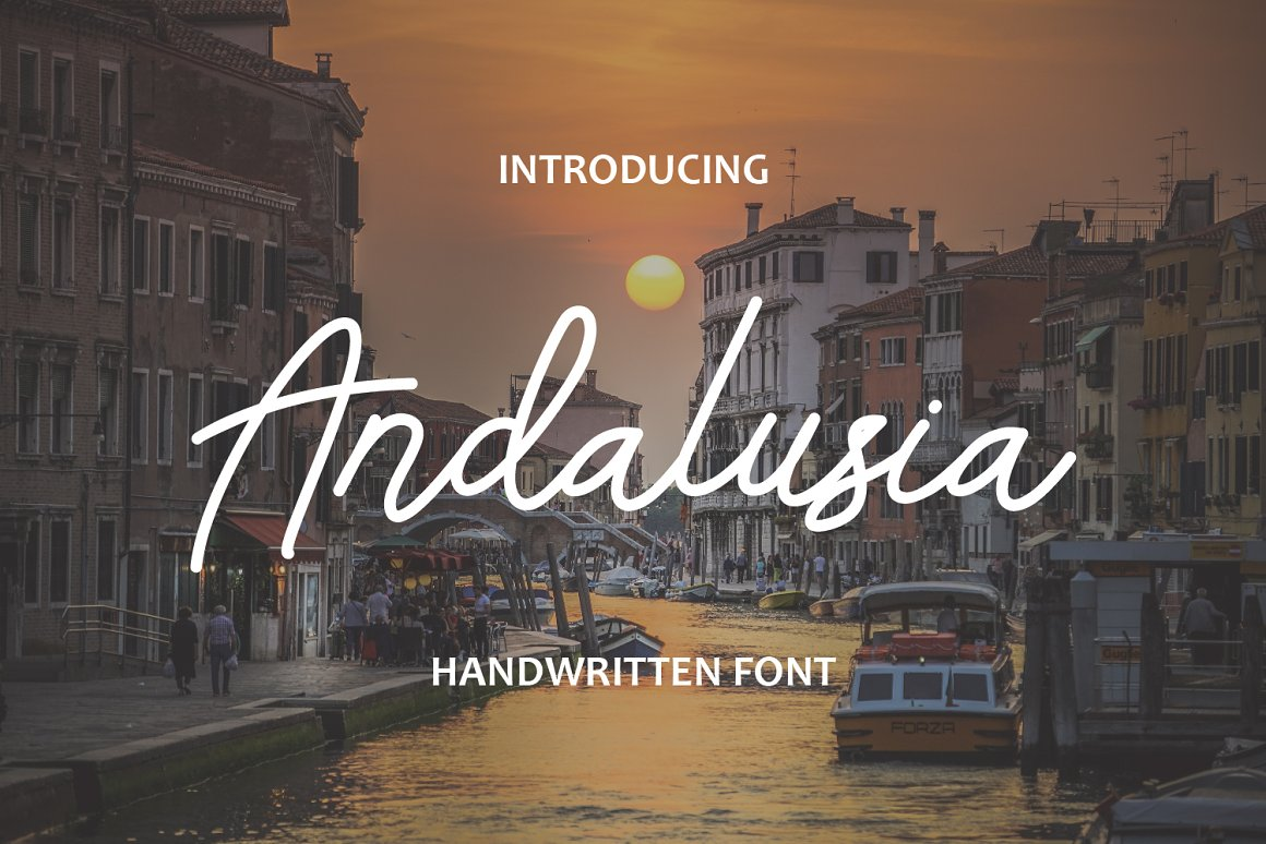 Andalusia-Font