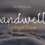 Sandwell Duo Font