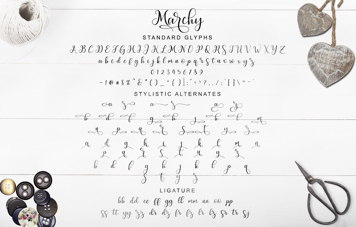 Marchy-Font-3