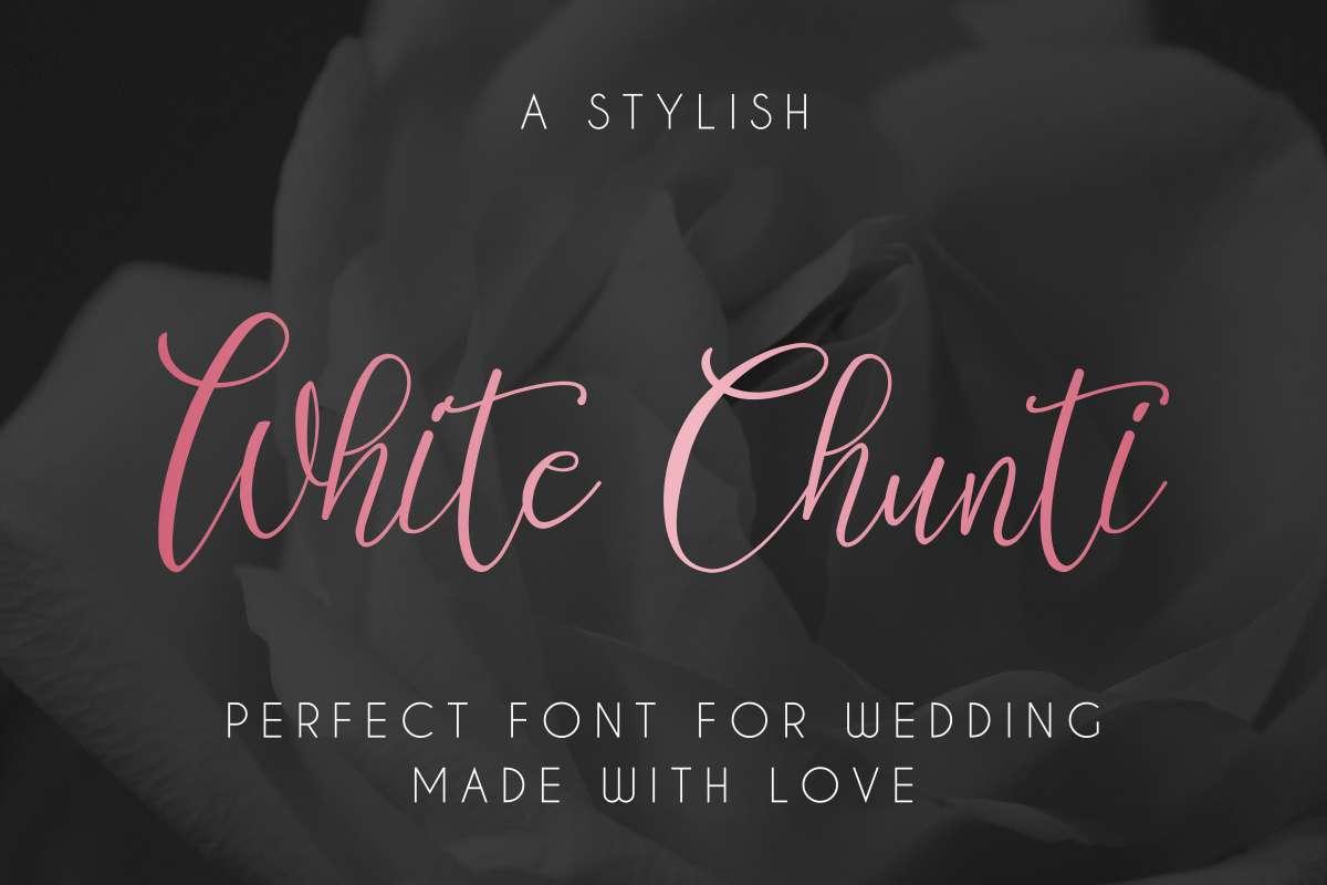 WhiteChunti-Font-4