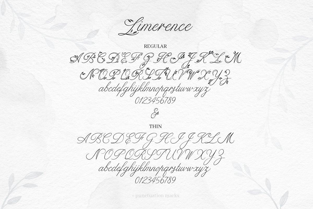 Limerence-Font-3