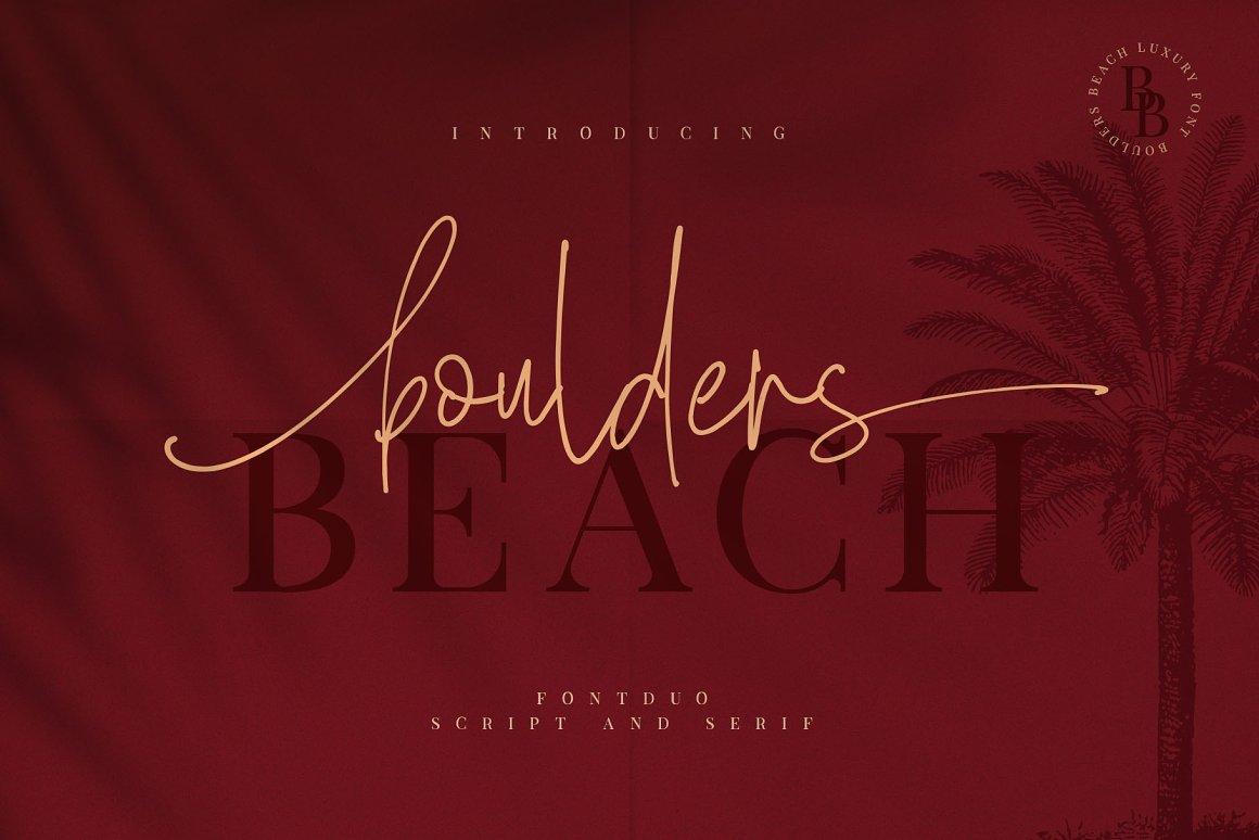 Boulders-Beach-Font