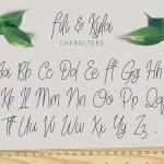 Fili & Kyla Script Font
