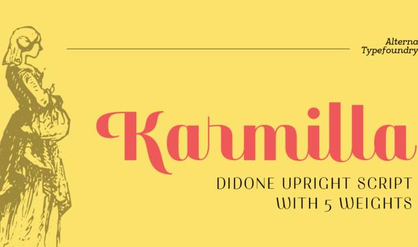 Karmilla Font Family