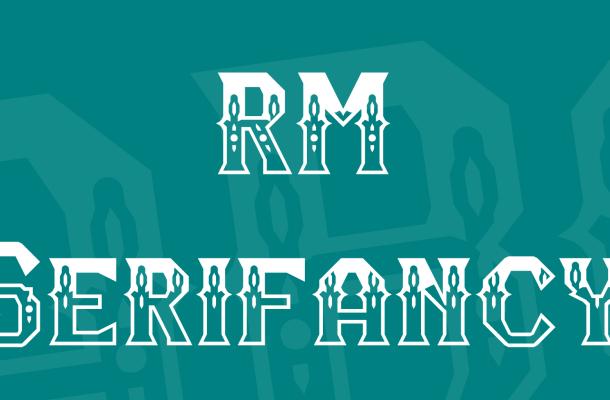 RM Serifancy Font