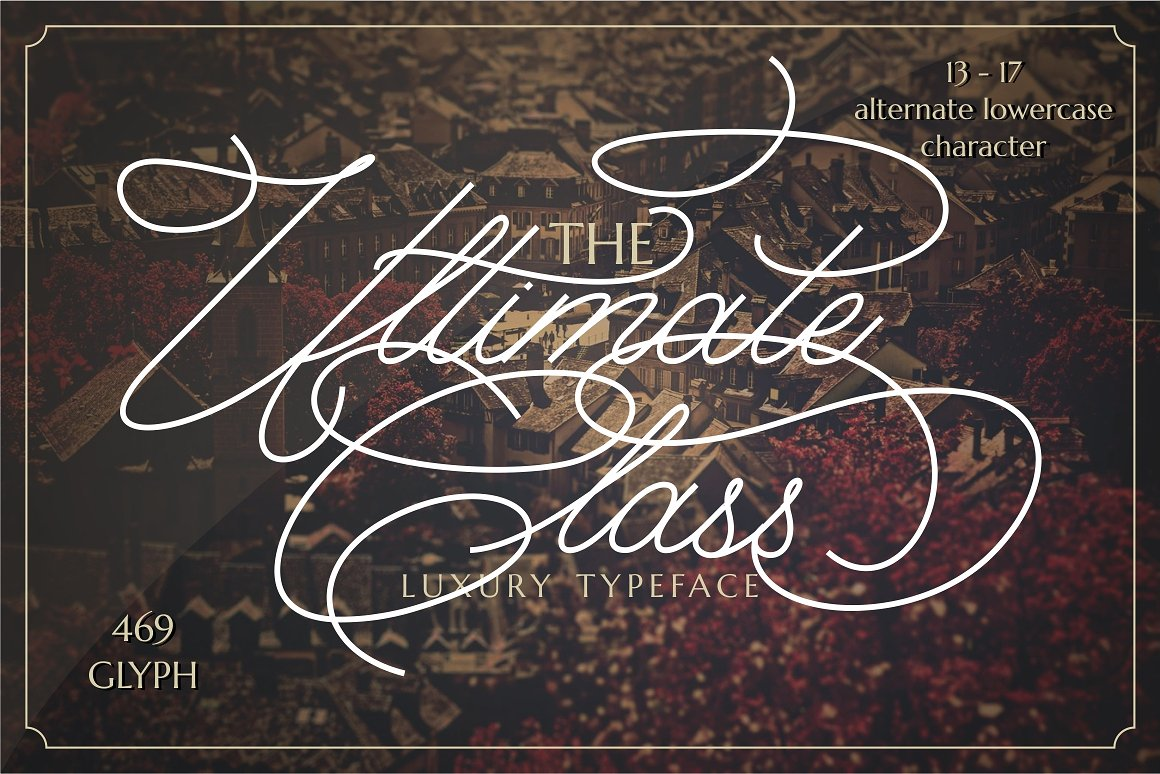 The-Ultimate-Class-Font