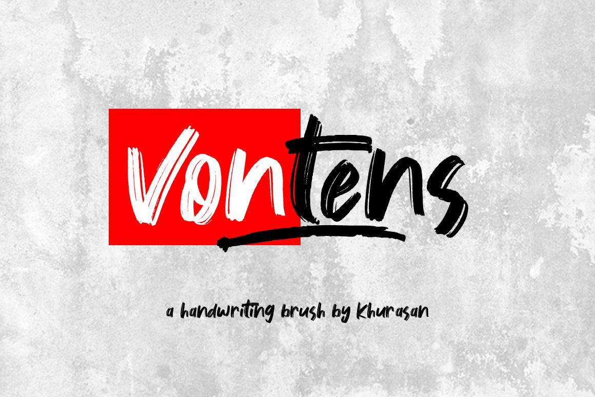 Vontens-Font