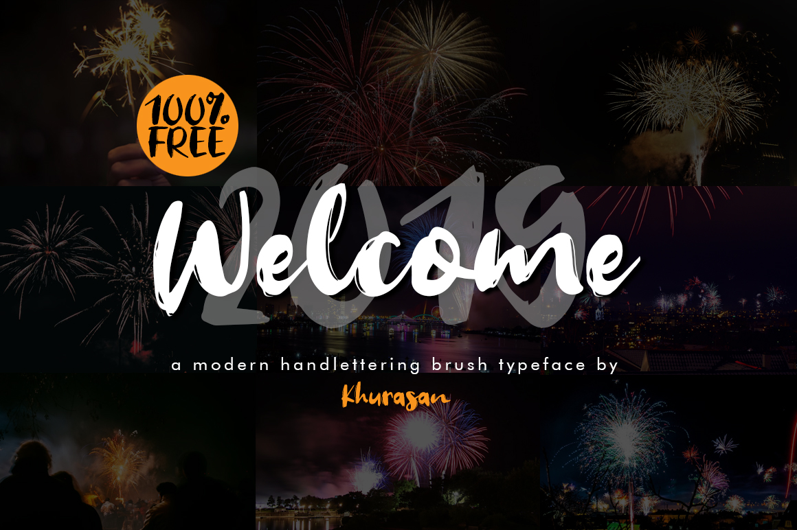 welcome-2019-Font