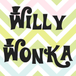 Willy Wonka Font