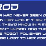 Xirod Font