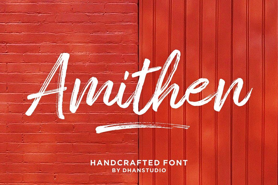 Amithen-Font