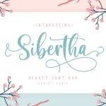 Sibertha Font Duo