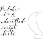 Paduka Script