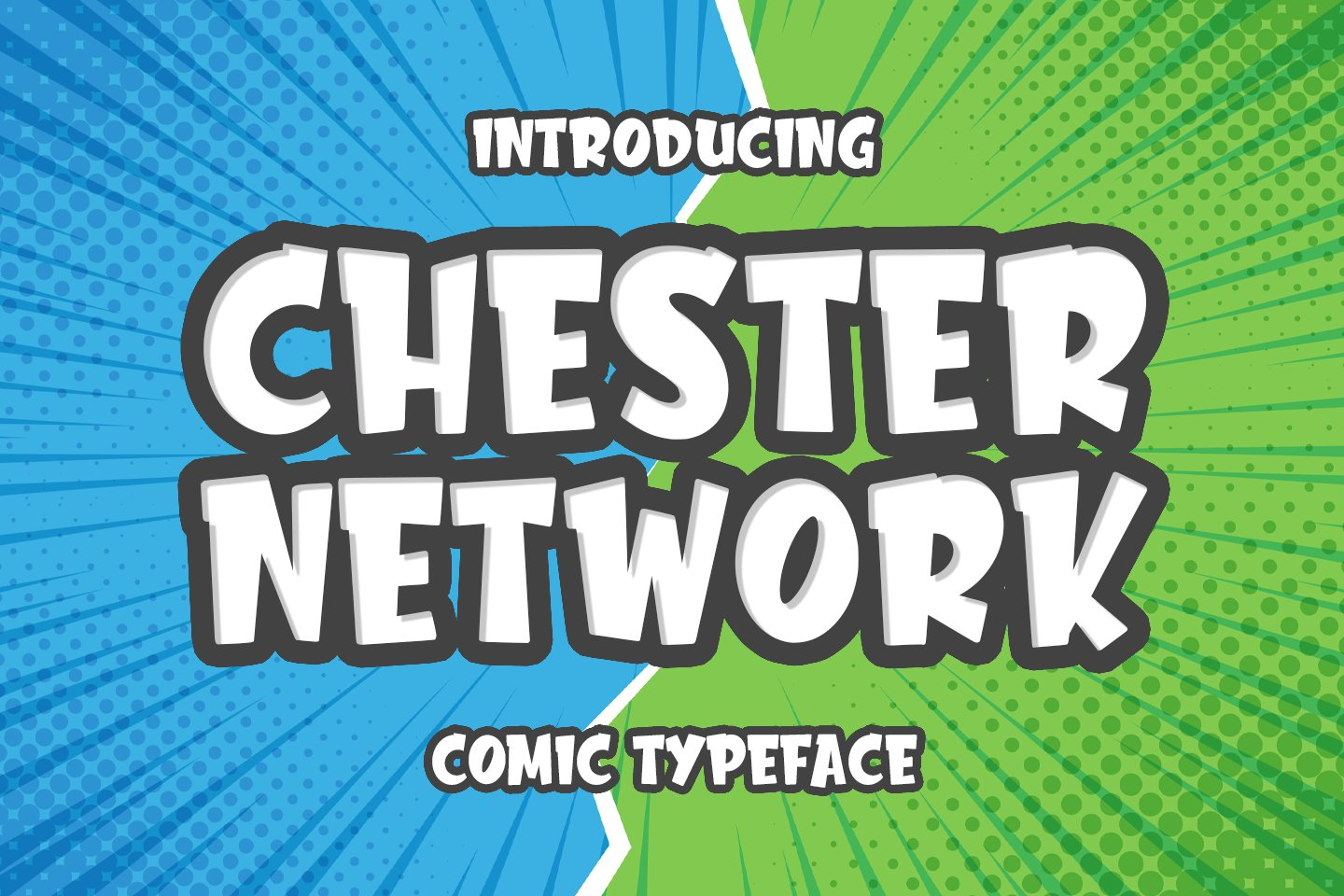 Chester-Network-Font