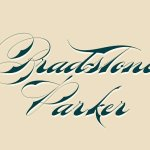 Bradstone-Parker Script Font