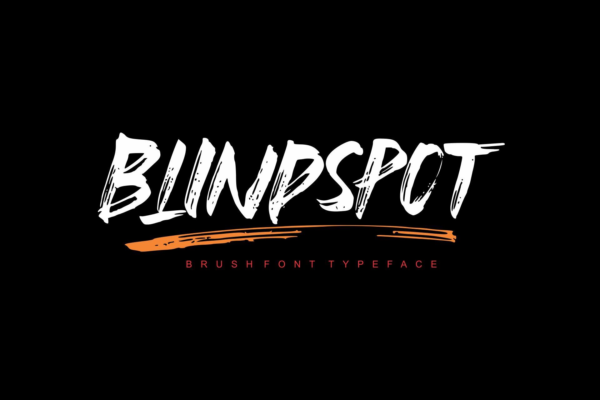 Blindspot-Font