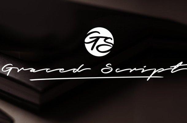 Graced Script Font