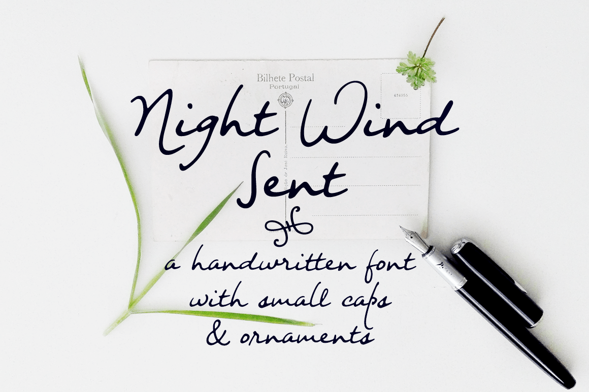 Night-Wind-Sent-font