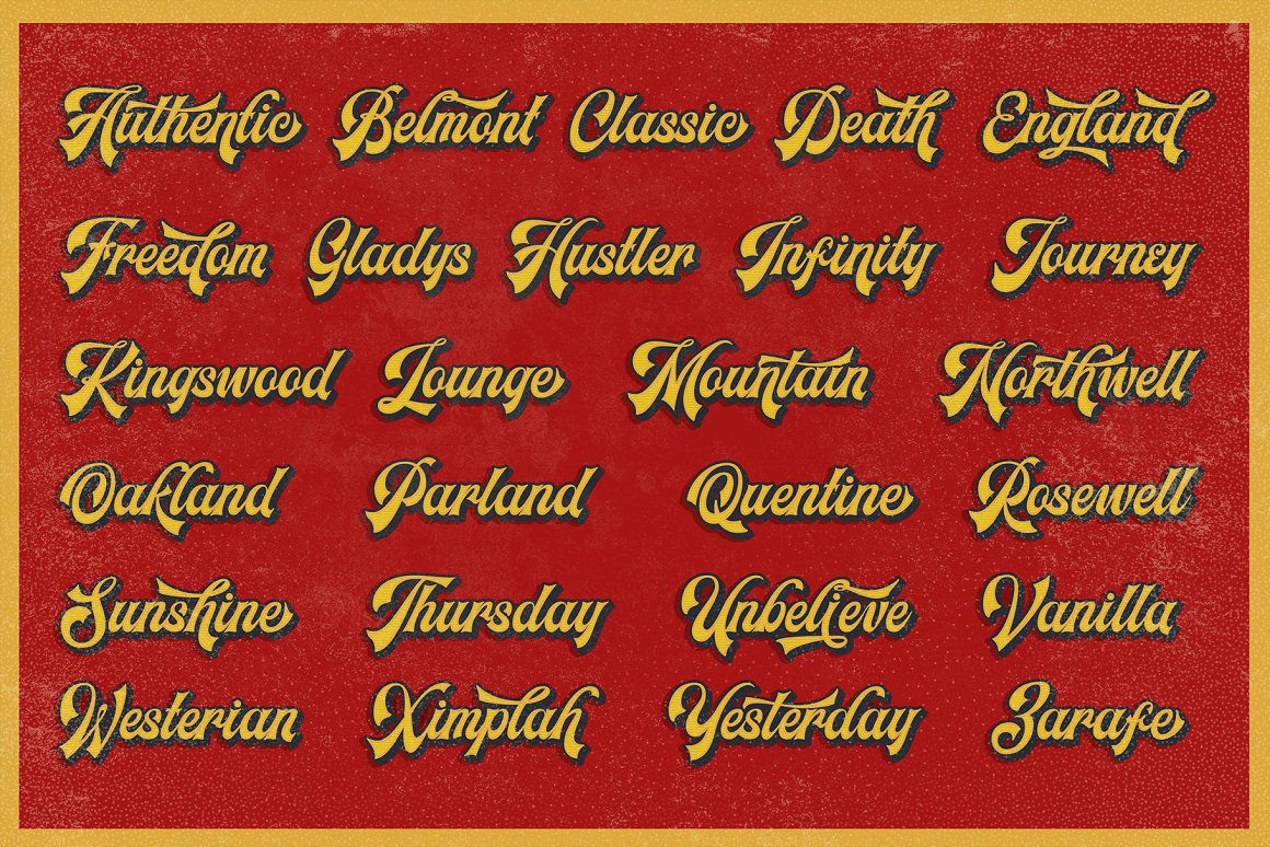 Headster-Layered-Font-3