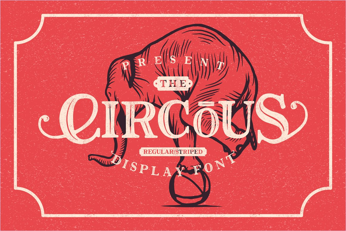 The-Circous-Font