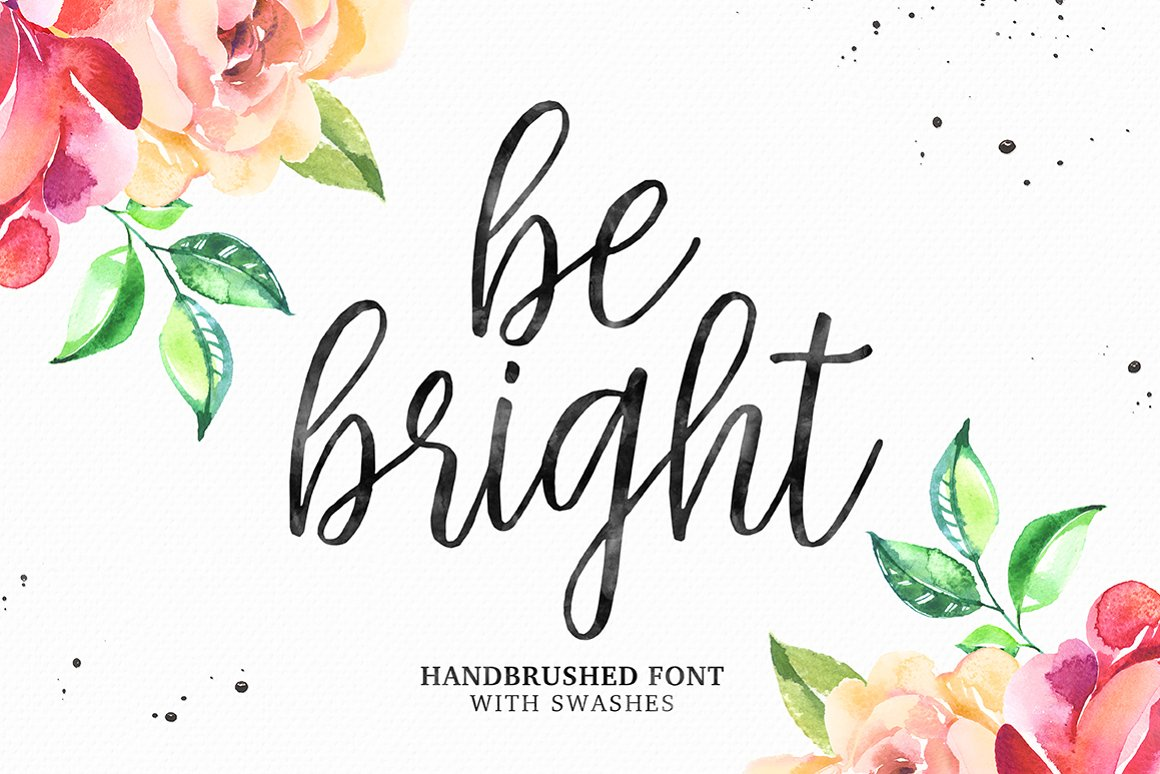 Be-Bright-Font