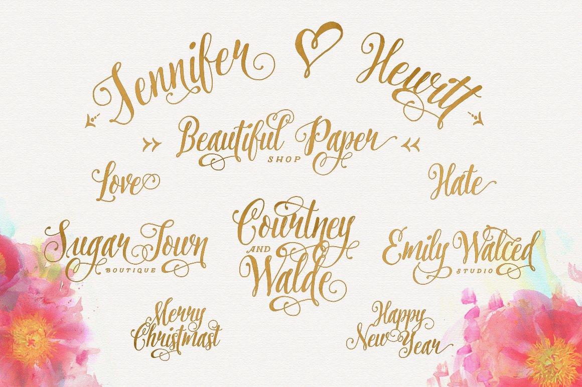 Pretty-Font-2