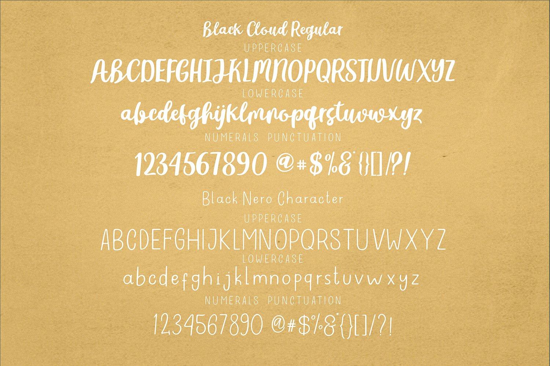 Black-Cloud-Font-4