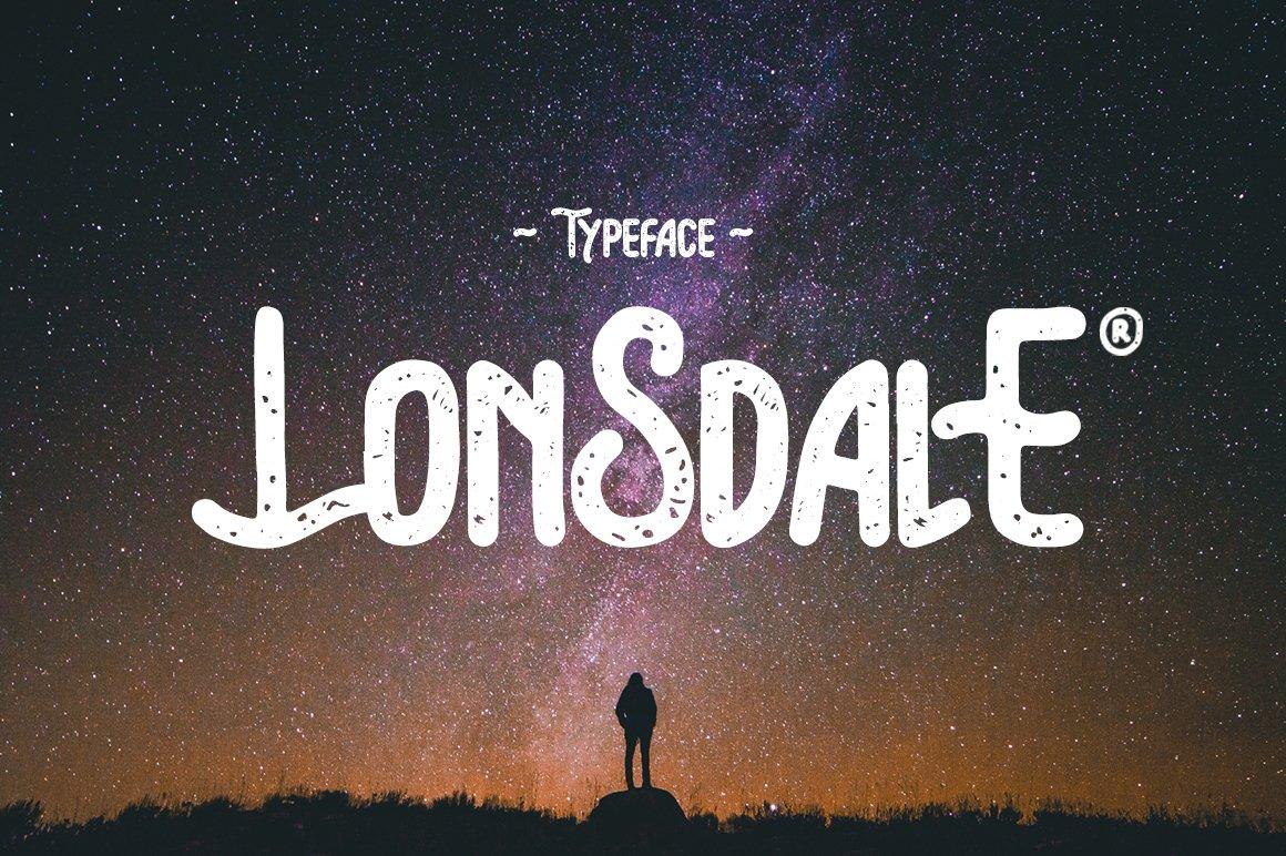 Lonsdale-Font
