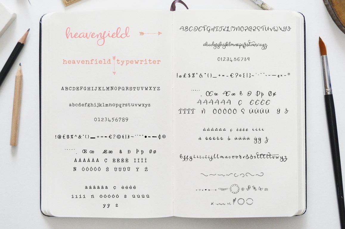 Heavenfield-Wedding-Font-3