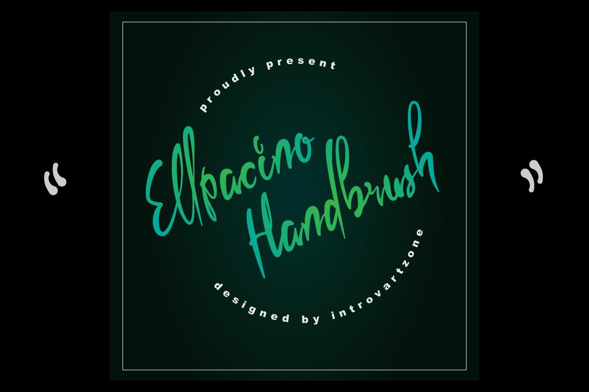 Ellpacino-Font