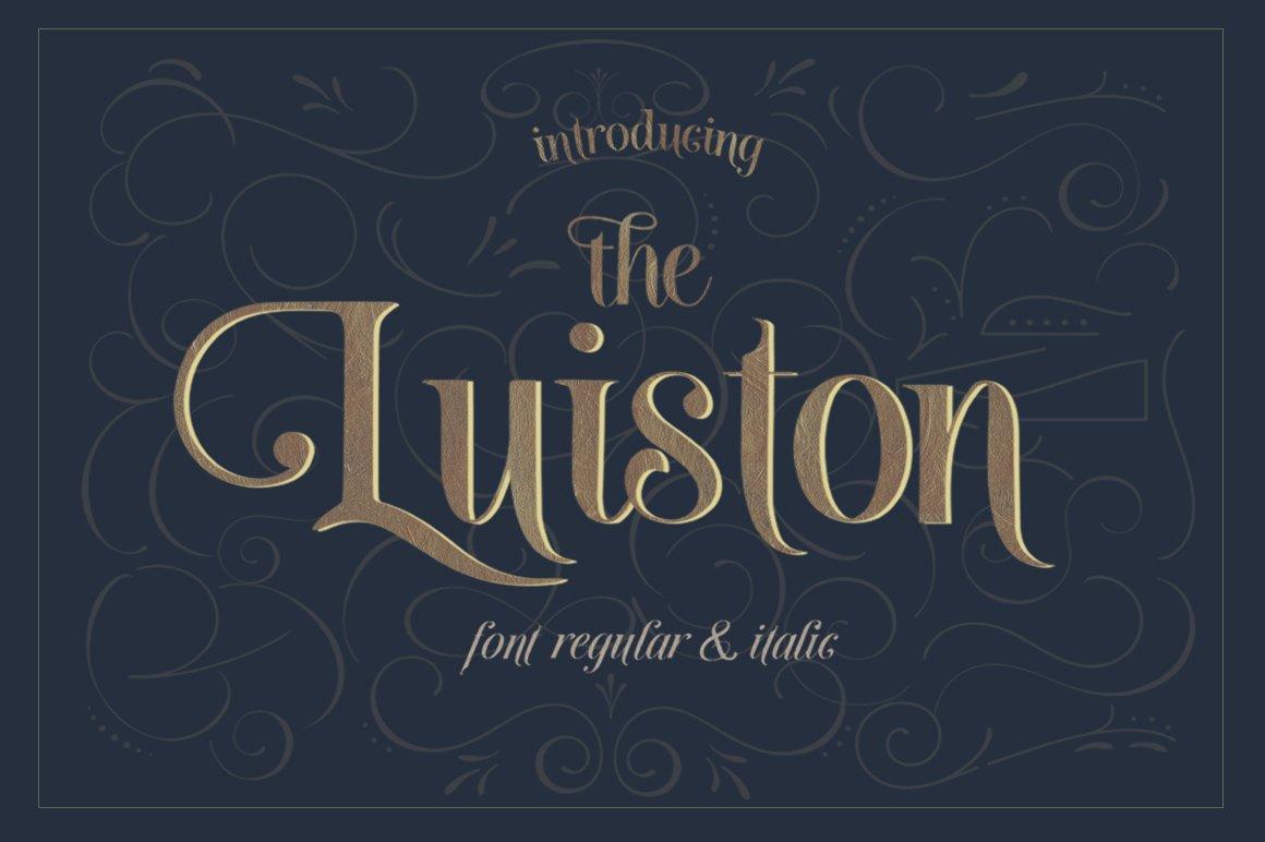 The-Luiston-Font