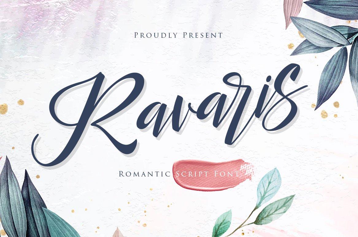 Ravaris-Font